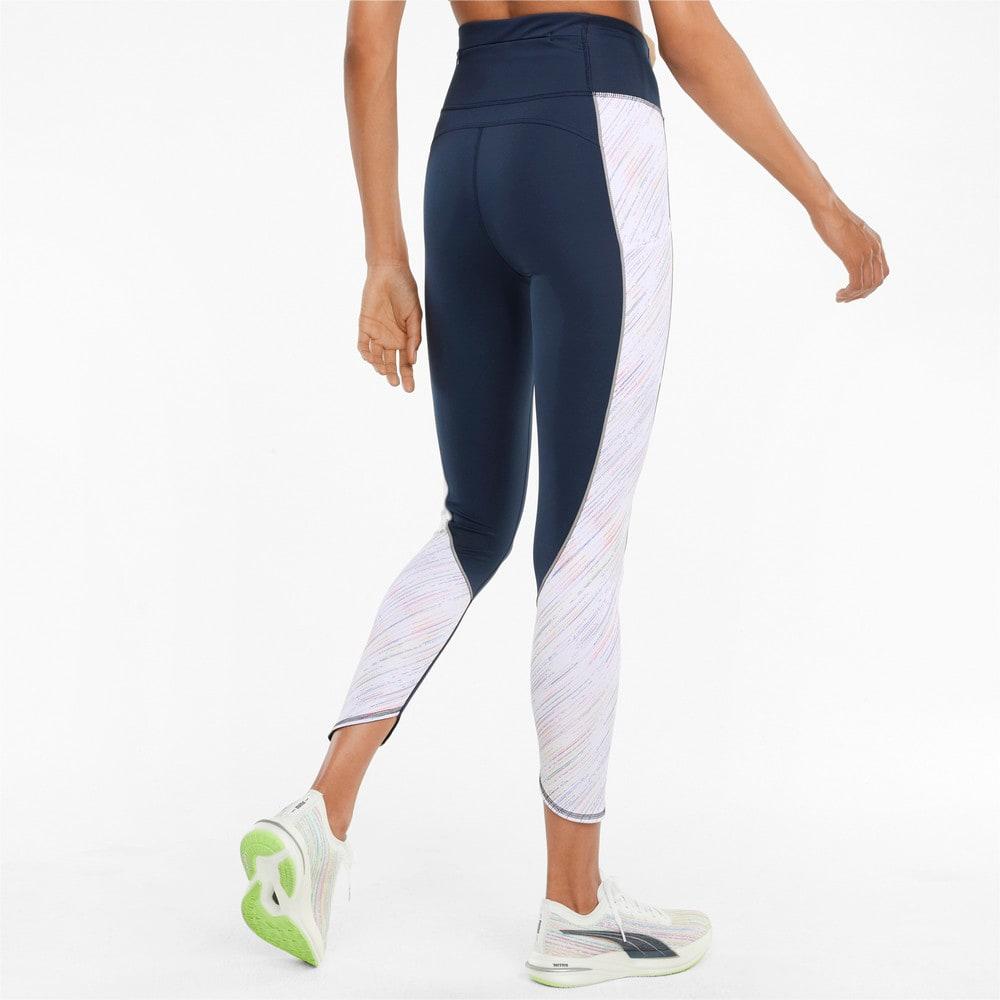 Image Puma High Shine High Waisted 7/8 Women's Running Leggings #2