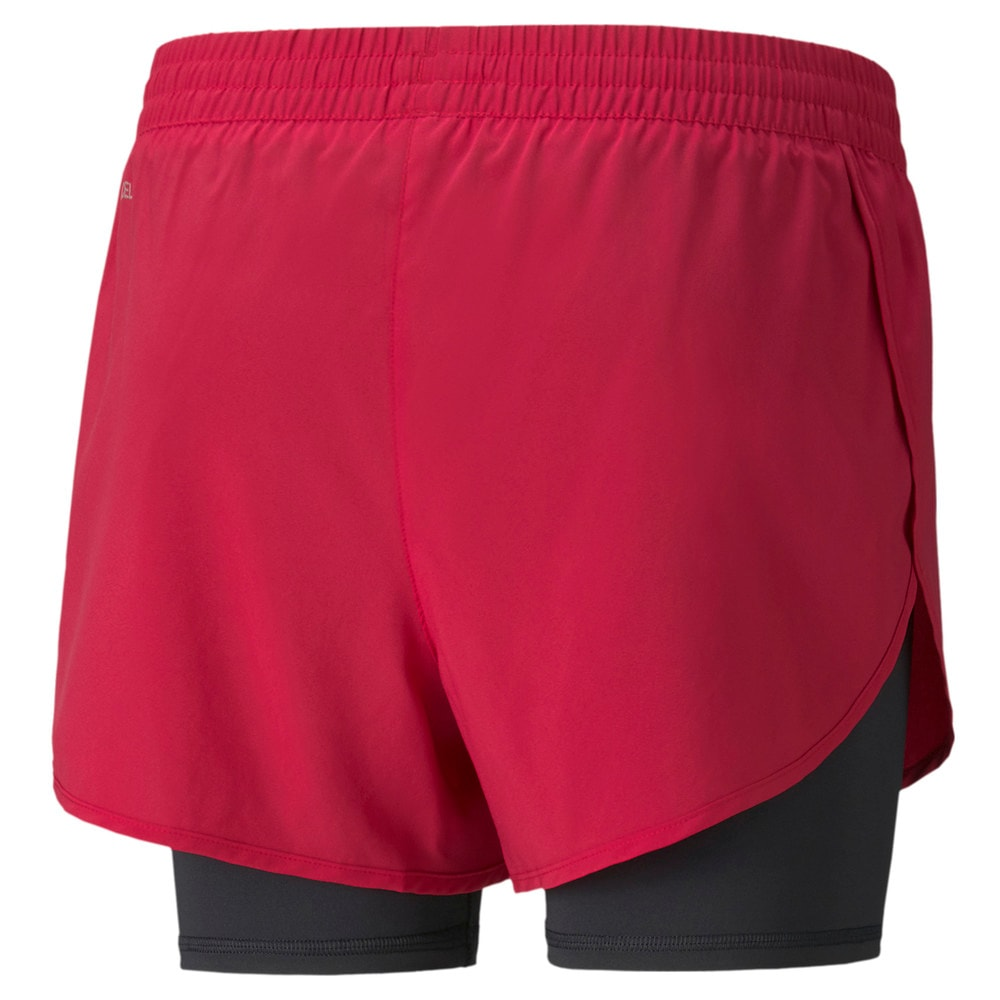 Image PUMA Shorts 2-em-1 Woven Running Feminino #2