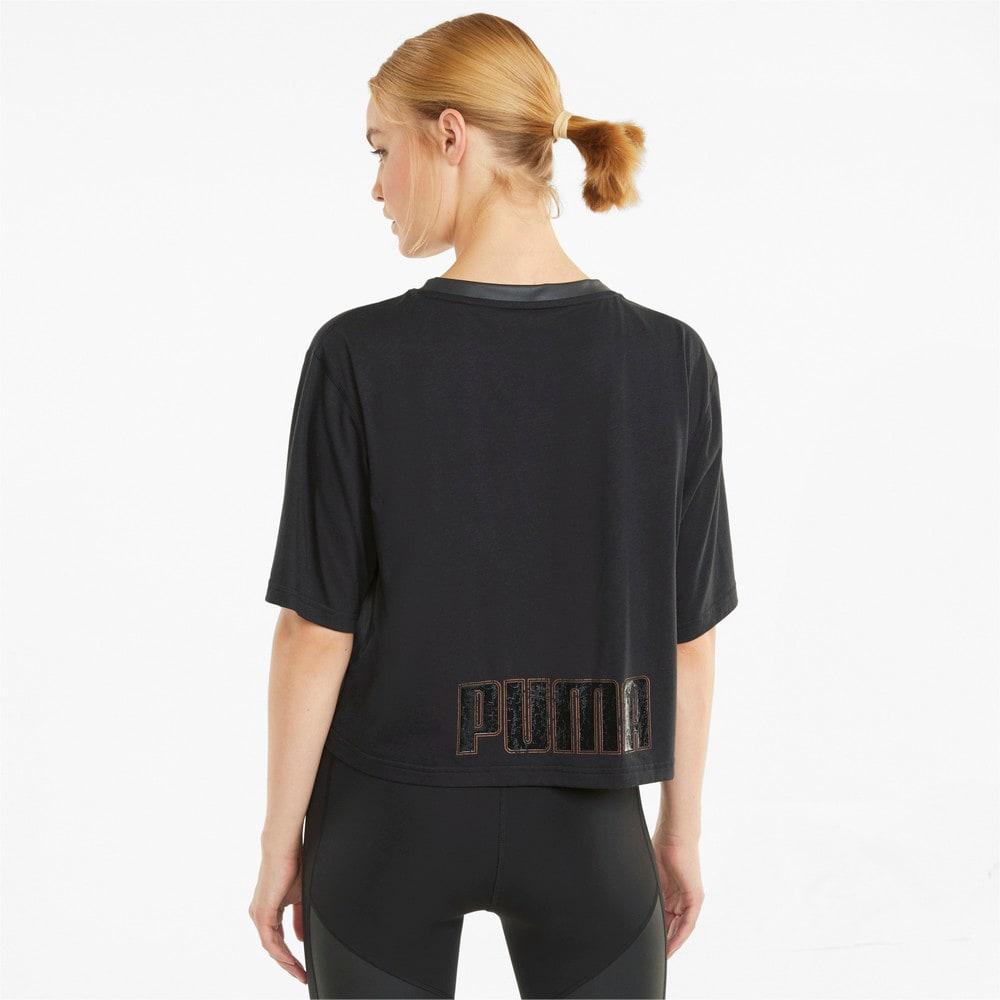 Görüntü Puma Moto Kadın Antrenman T-shirt #2