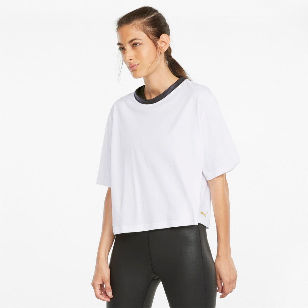Image PUMA Camiseta Moto Training Feminina #1