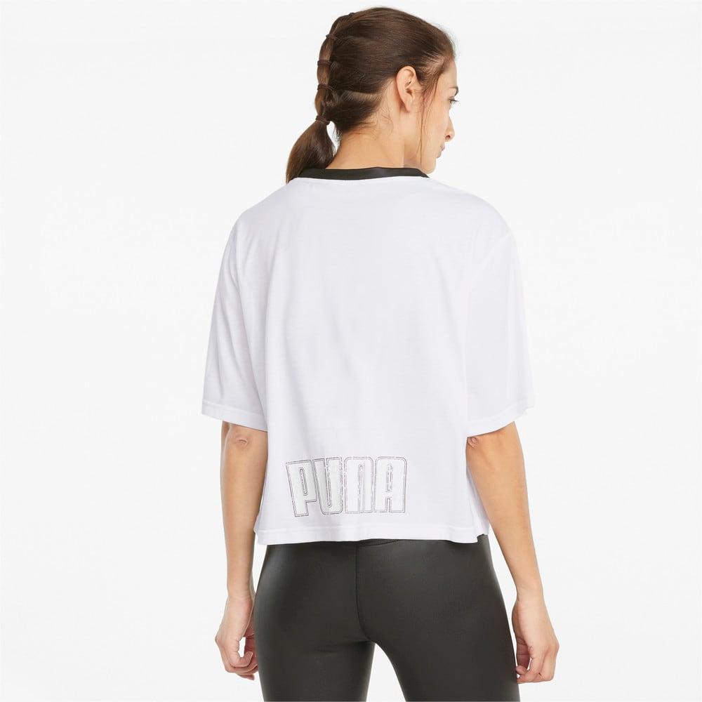 Image PUMA Camiseta Moto Training Feminina #2