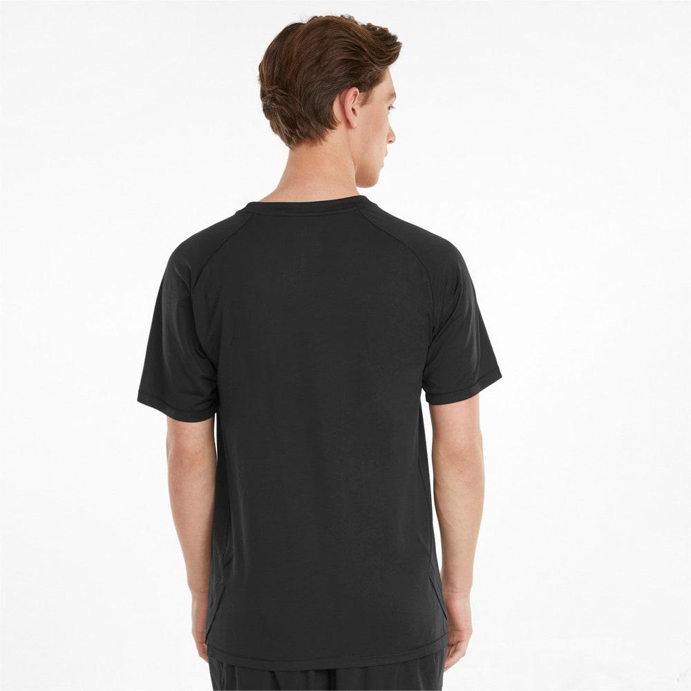Görüntü Puma STUDIO YOGINI Kısa Kollu Erkek Antrenman T-shirt #2