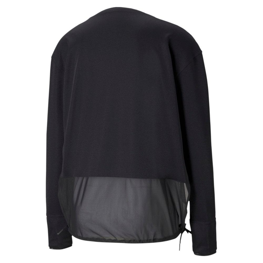 Изображение Puma Куртка Forever Luxe Cover Up Women's Training Jacket #2