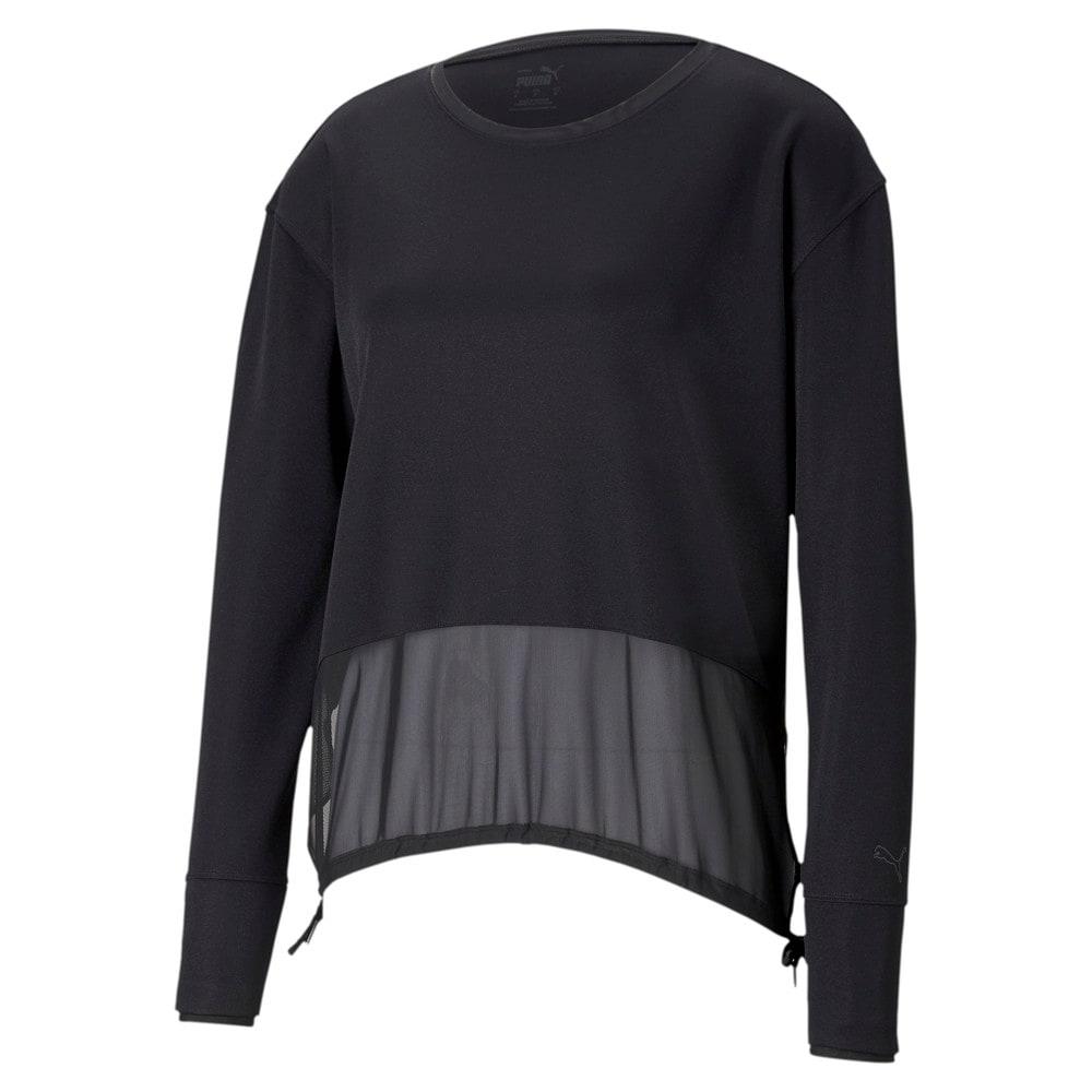 Изображение Puma Куртка Forever Luxe Cover Up Women's Training Jacket #1