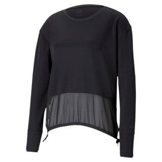 Изображение Puma Куртка Forever Luxe Cover Up Women's Training Jacket