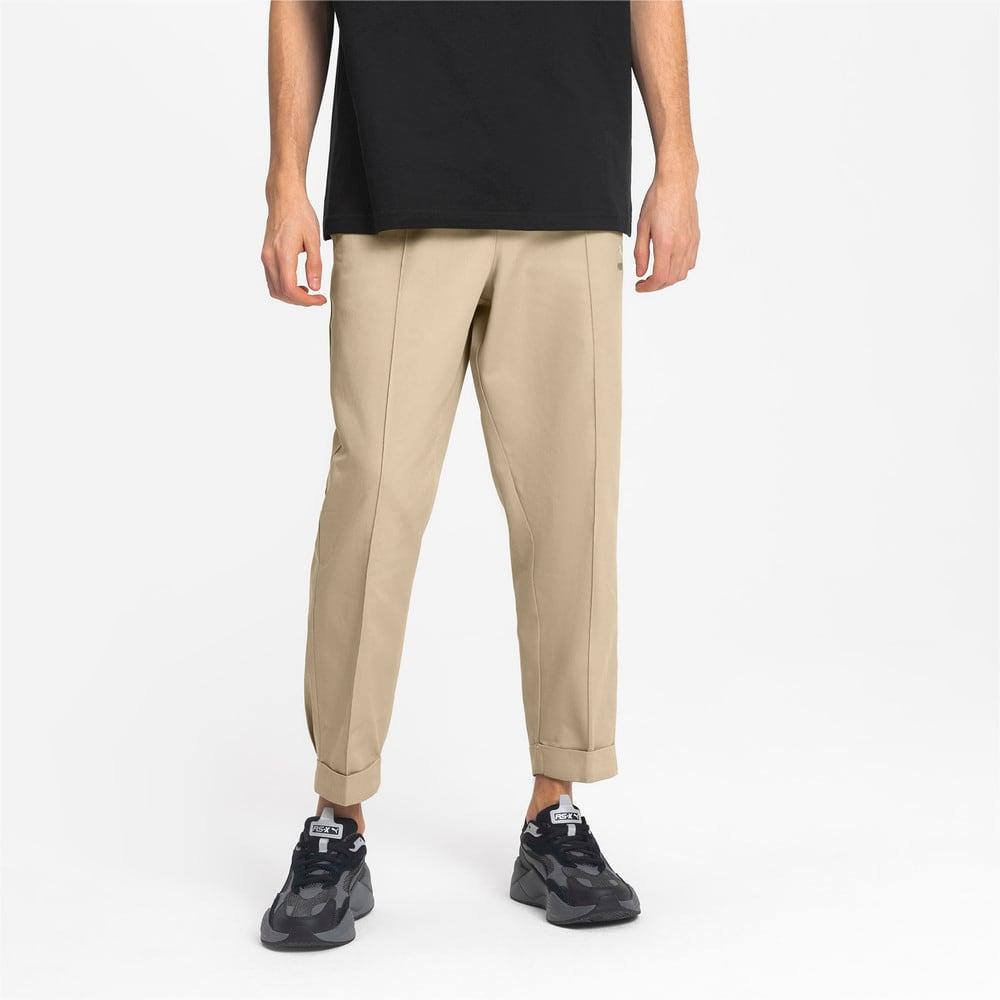 Изображение Puma Штаны Woven Men's Chino Pants #1