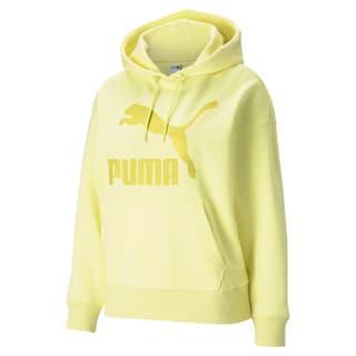 Изображение Puma Толстовка Classics Logo Women's Hoodie