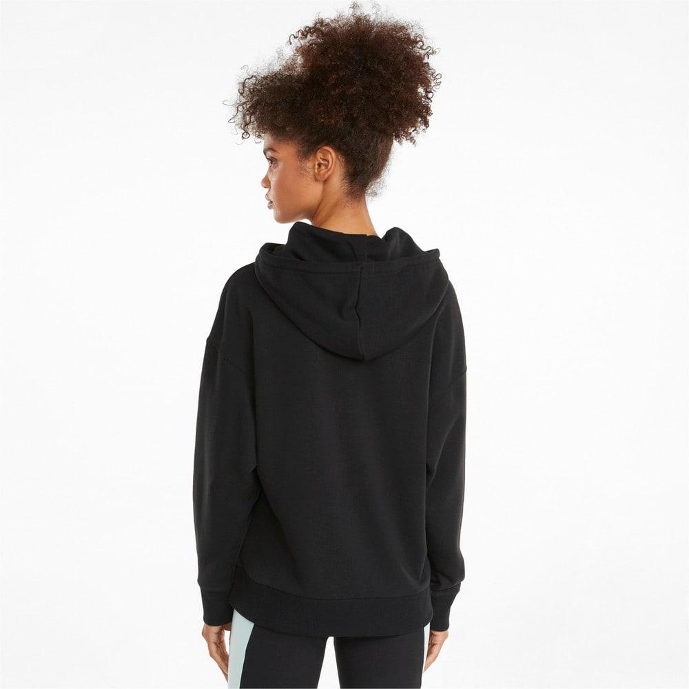 Зображення Puma Толстовка Classics Logo Women's Hoodie #2: Puma Black-Gloaming