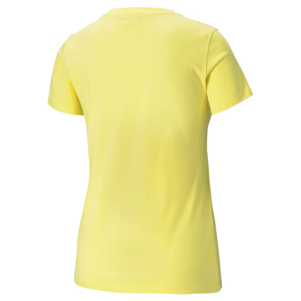 Изображение Puma Футболка Classics Logo Women's Tee #2