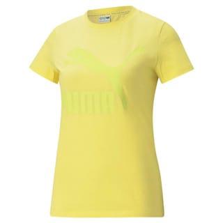 Изображение Puma Футболка Classics Logo Women's Tee