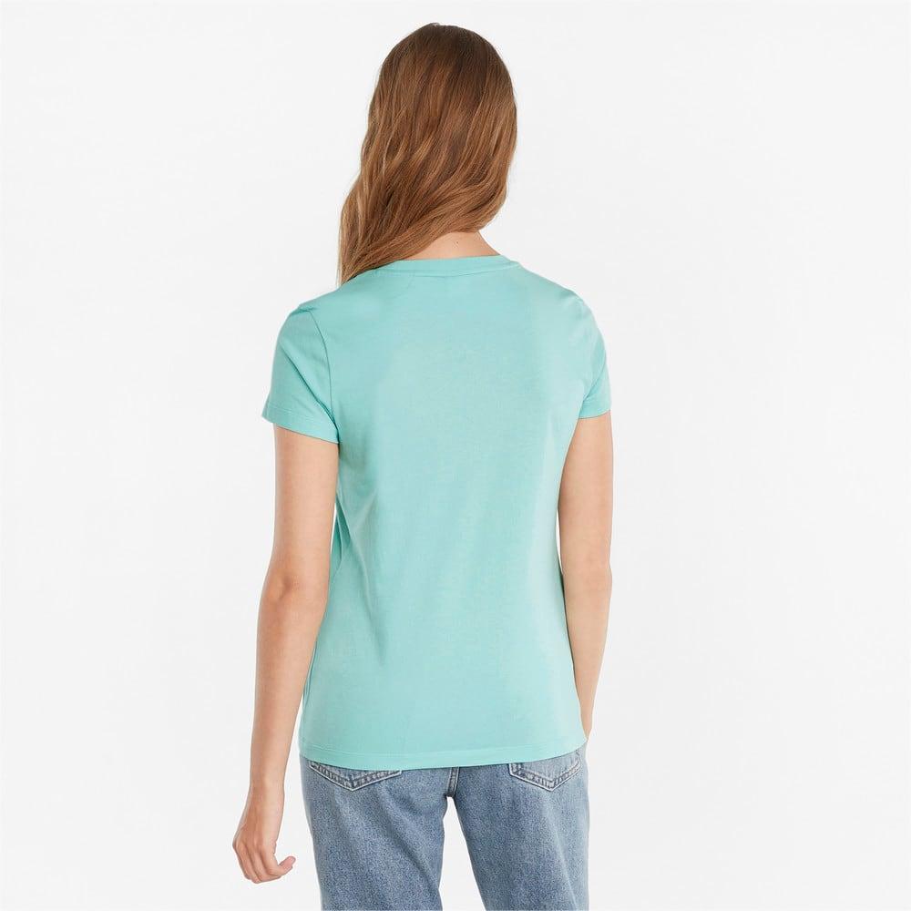 Görüntü Puma CLASSICS Logo Kadın T-shirt #2