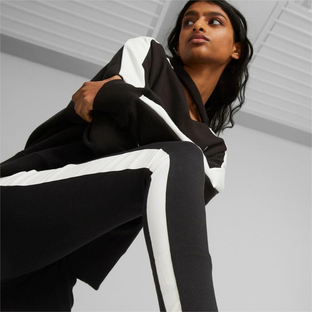 Imagen PUMA Leggings con cintura de altura media para mujer Iconic T7 #2