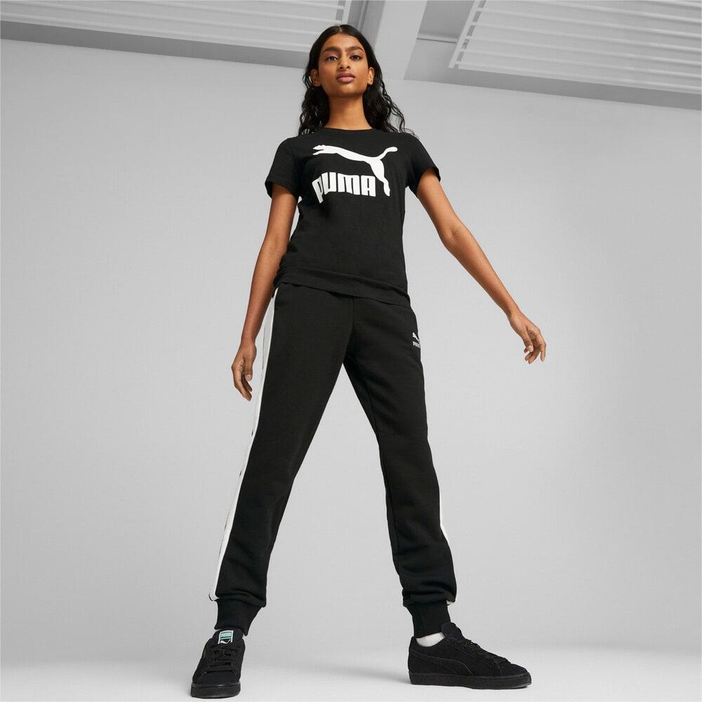 Imagen PUMA Pantalones deportivos para mujer Iconic T7 #2