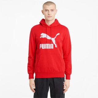 Görüntü Puma CLASSICS Logo Erkek Kapüşonlu Sweatshirt