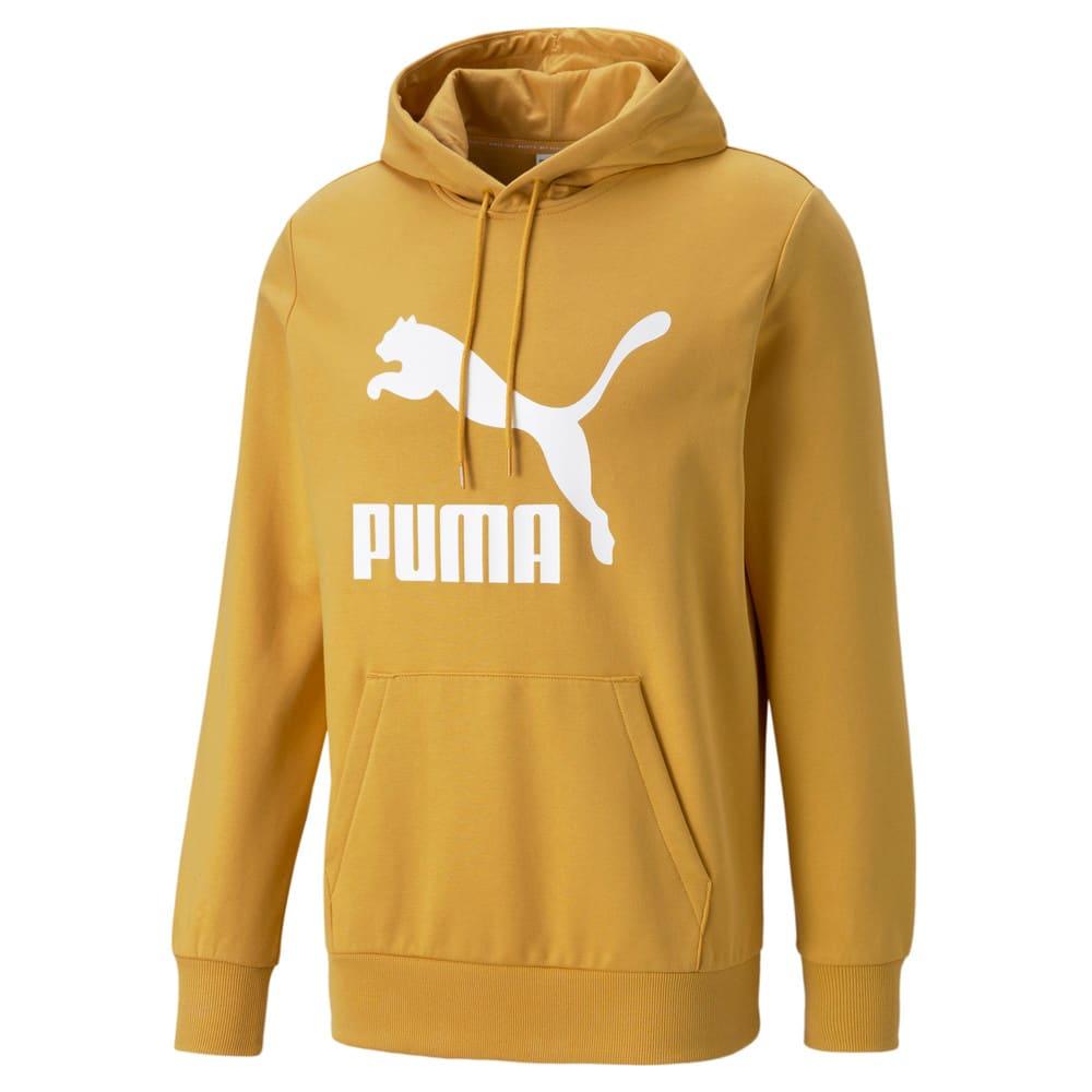 Imagen PUMA Polerón con capucha para hombre Classics Logo #1