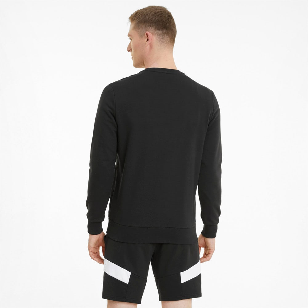 Изображение Puma Толстовка Classics Logo Crew Neck Men's Sweatshirt #2