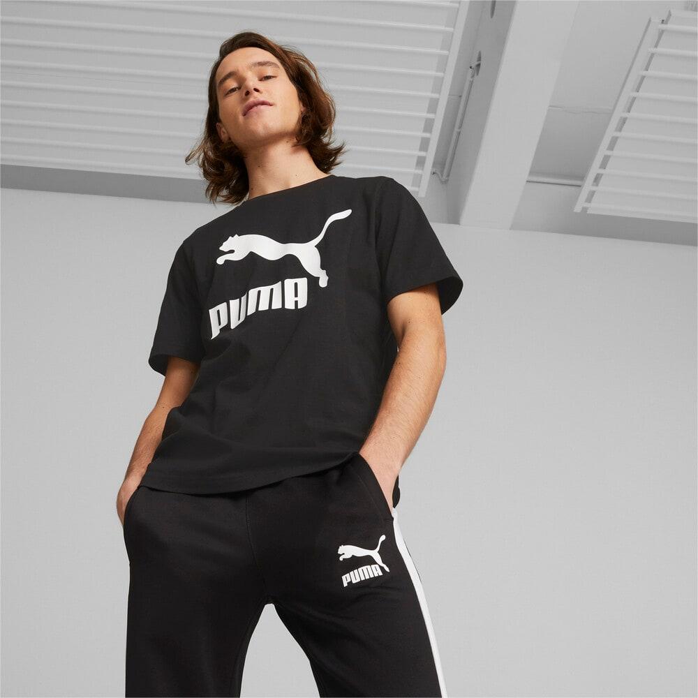 Изображение Puma Футболка Classics Logo Men's Tee #1