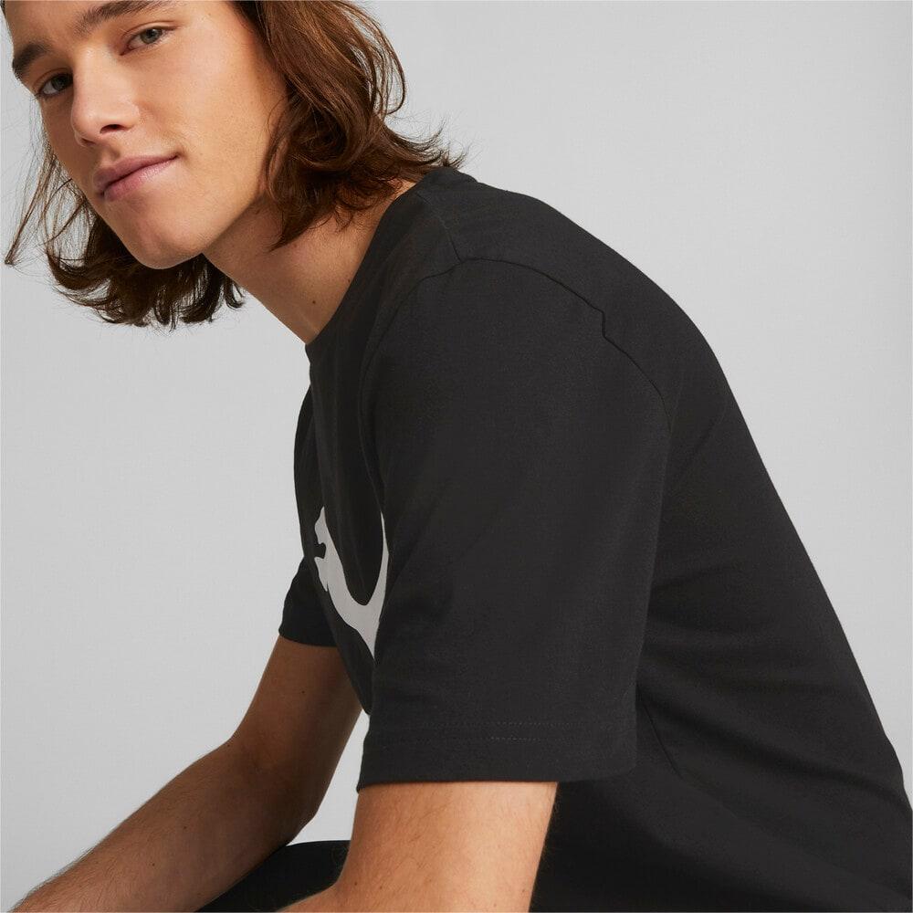 Görüntü Puma CLASSICS Logo Erkek T-shirt #2