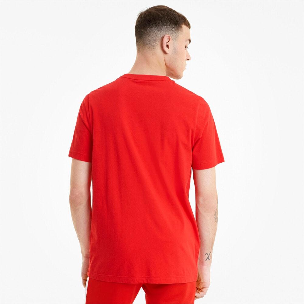 Зображення Puma Футболка Classics Logo Men's Tee #2: high risk red