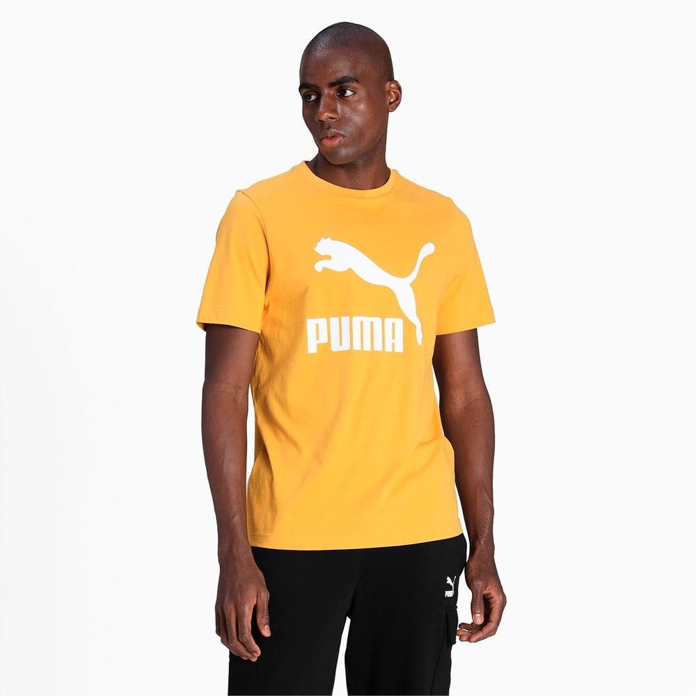 Imagen PUMA Polera deportiva con logotipo para hombre Classics #2