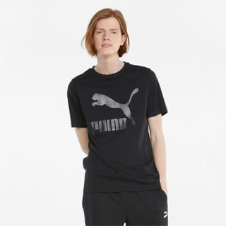 Görüntü Puma CLASSICS Logo Erkek T-shirt
