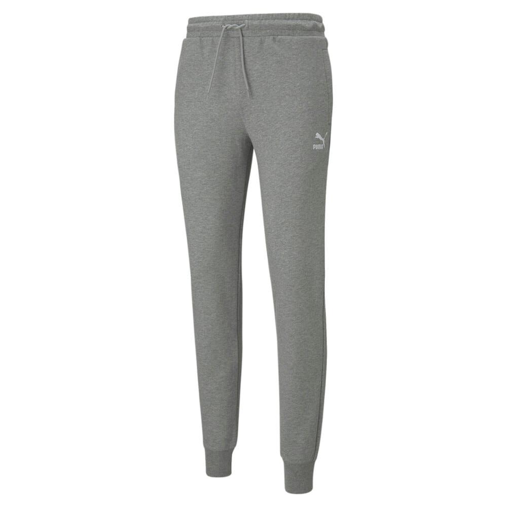 Imagen PUMA Pantalones deportivos con puños para hombre Classics #1