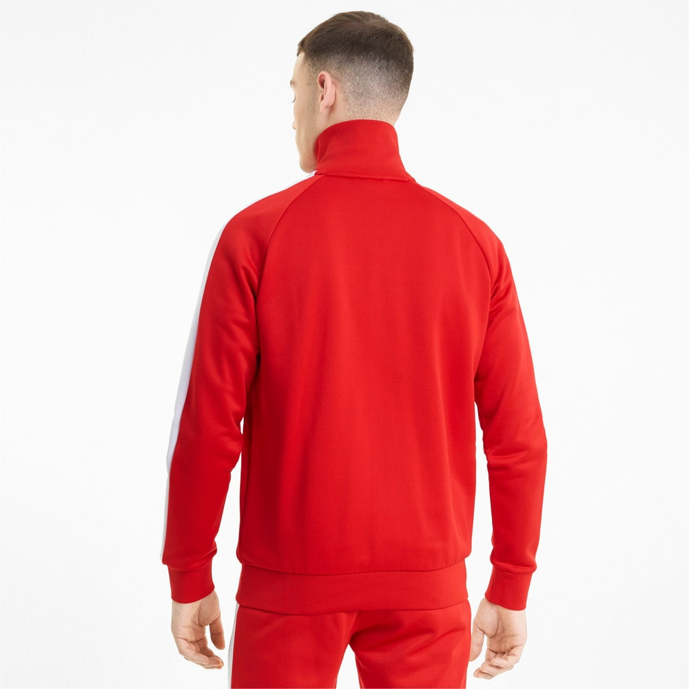 Изображение Puma Олимпийка Iconic T7 Men's Track Jacket #2: high risk red