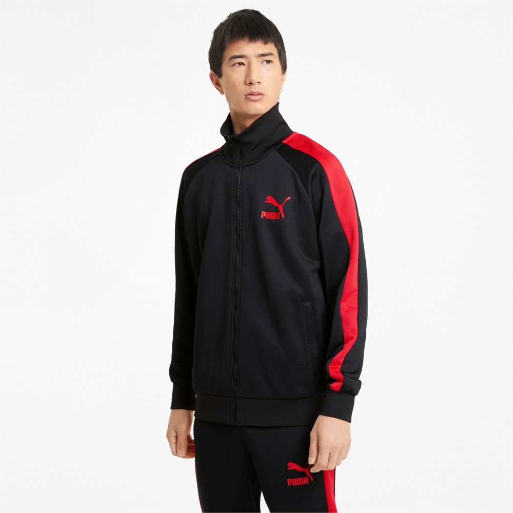 Изображение Puma Олимпийка Iconic T7 Men's Track Jacket #1