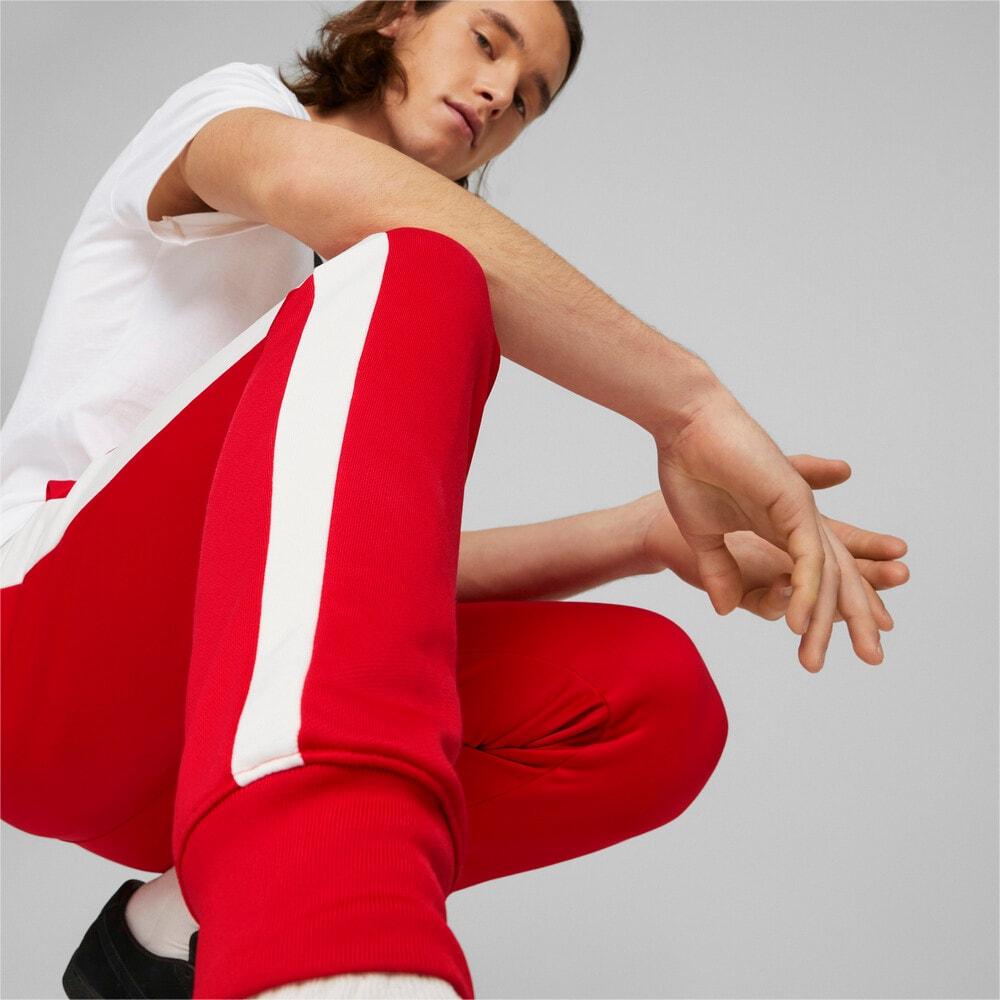 Зображення Puma Штани Iconic T7 Men's Track Pants #2: high risk red