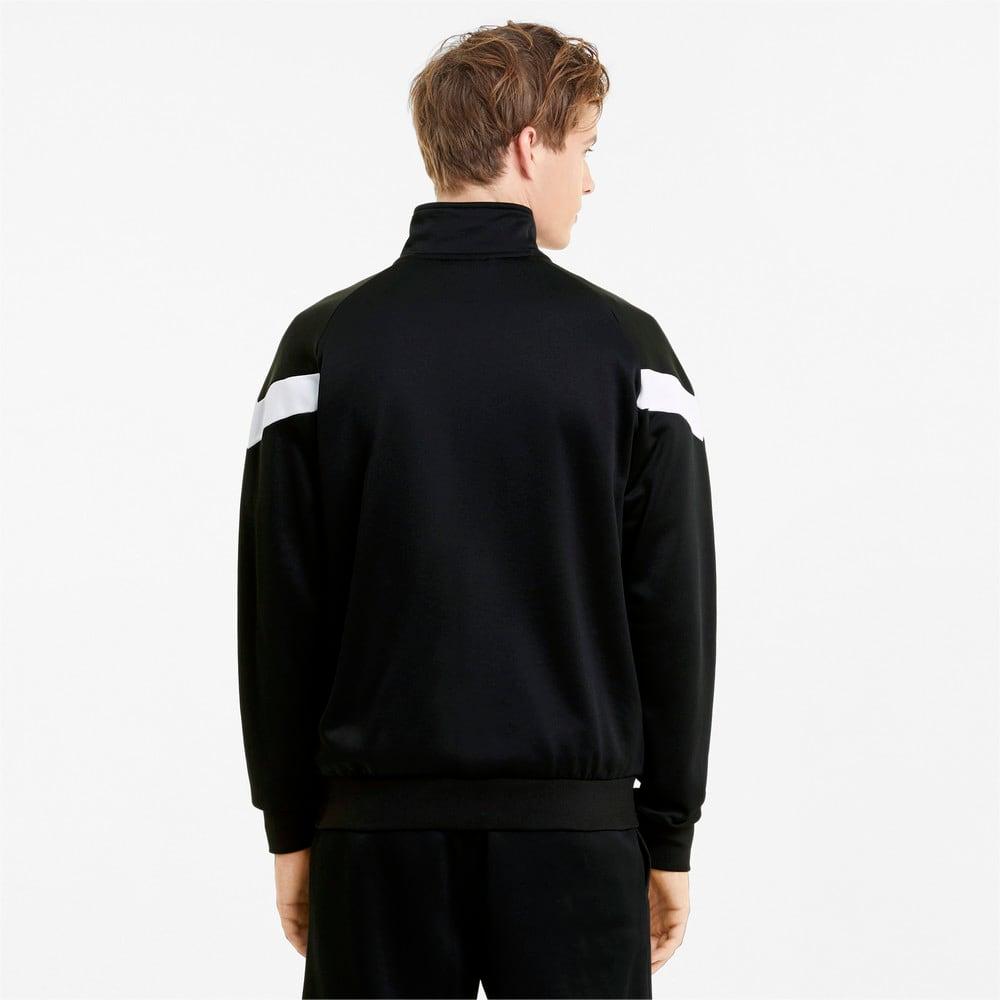 Изображение Puma Олимпийка Iconic MCS Men's Track Jacket #2: Puma Black