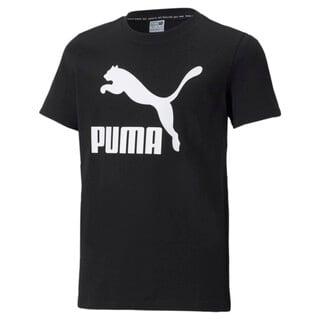 Изображение Puma Детская футболка Classics B Youth Tee