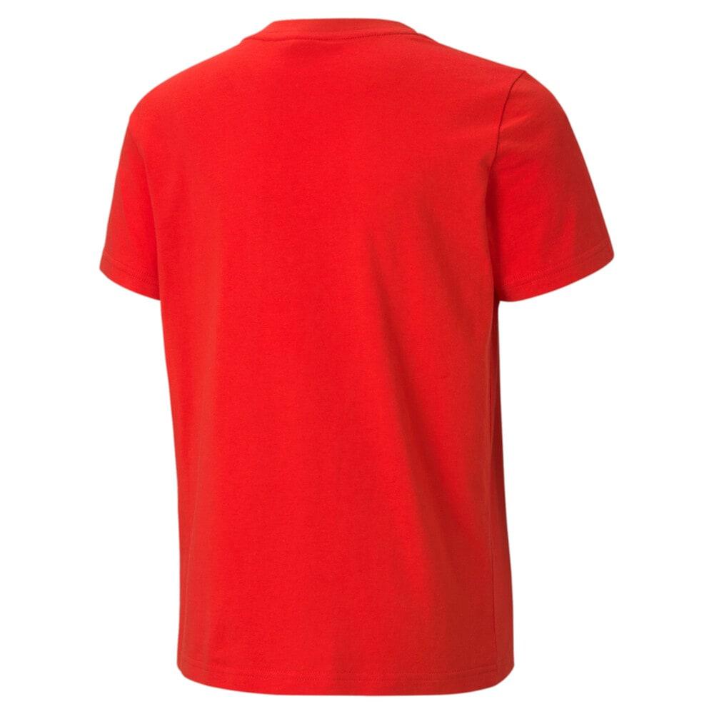 Зображення Puma Дитяча футболка Classics B Youth Tee #2: high risk red