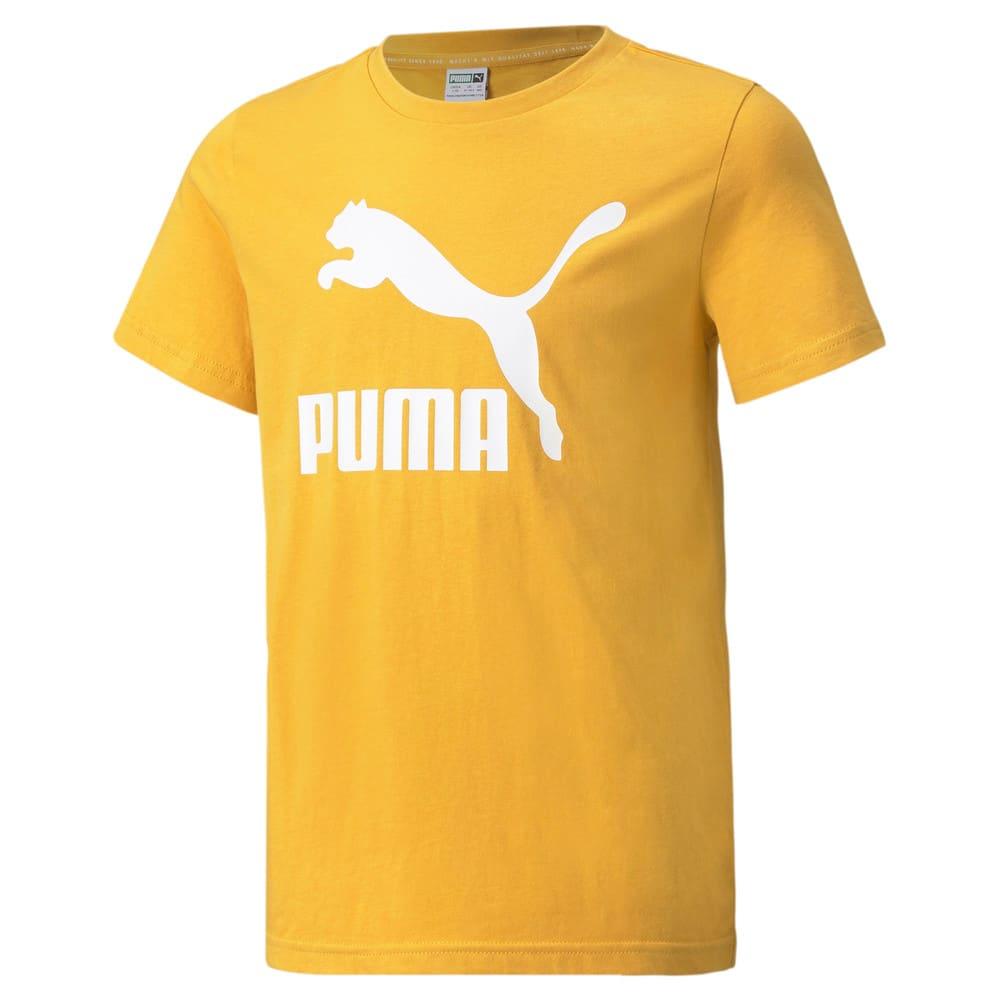 Изображение Puma Детская футболка Classics B Youth Tee #1