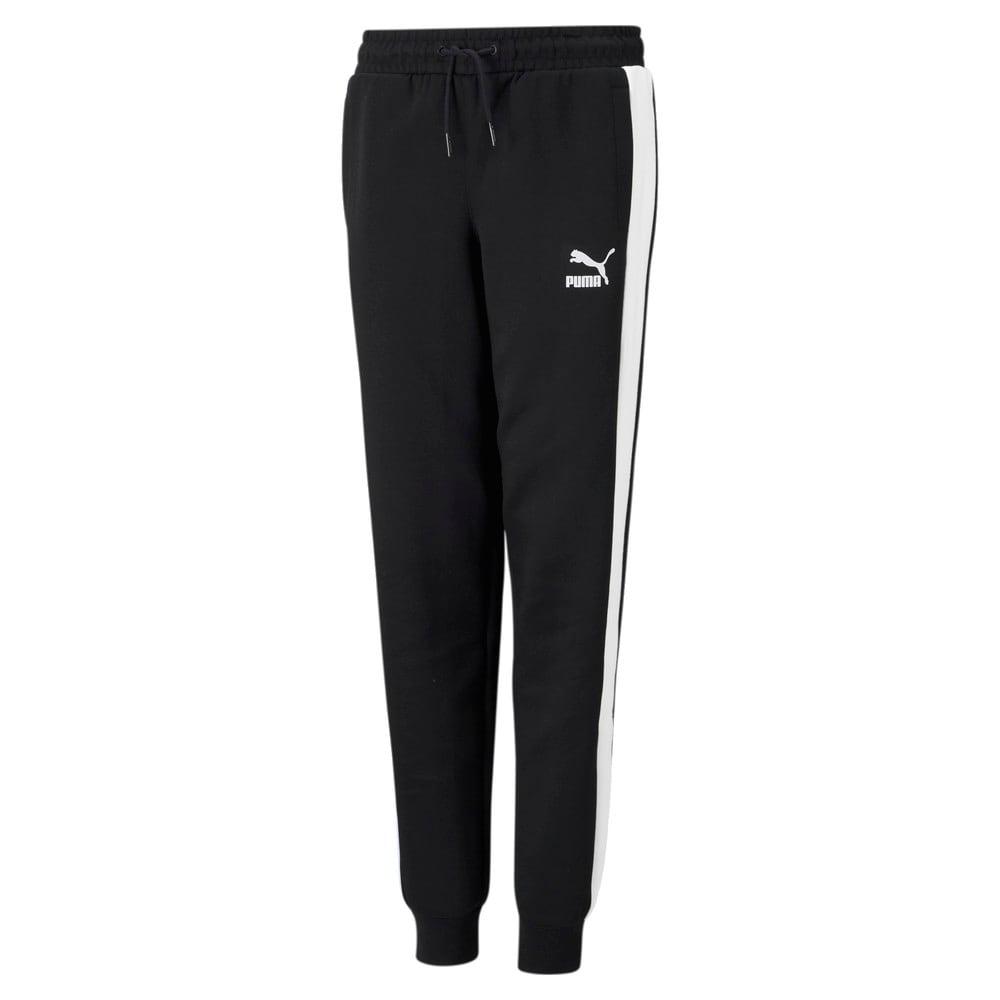 Imagen PUMA Pantalones deportivos juveniles Iconic T7 #1