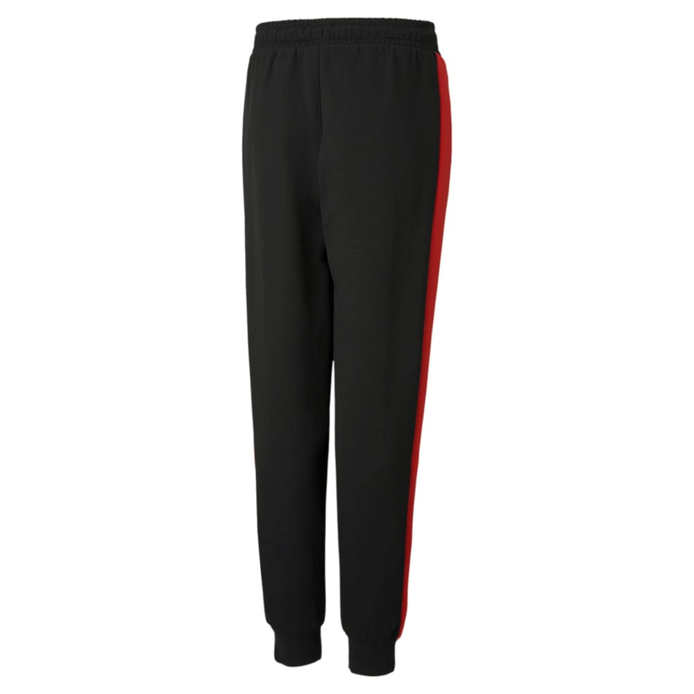 Изображение Puma Детские штаны Iconic T7 Youth Track Pants #2