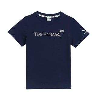 Изображение Puma Детская футболка T4C Pique Kids' Tee