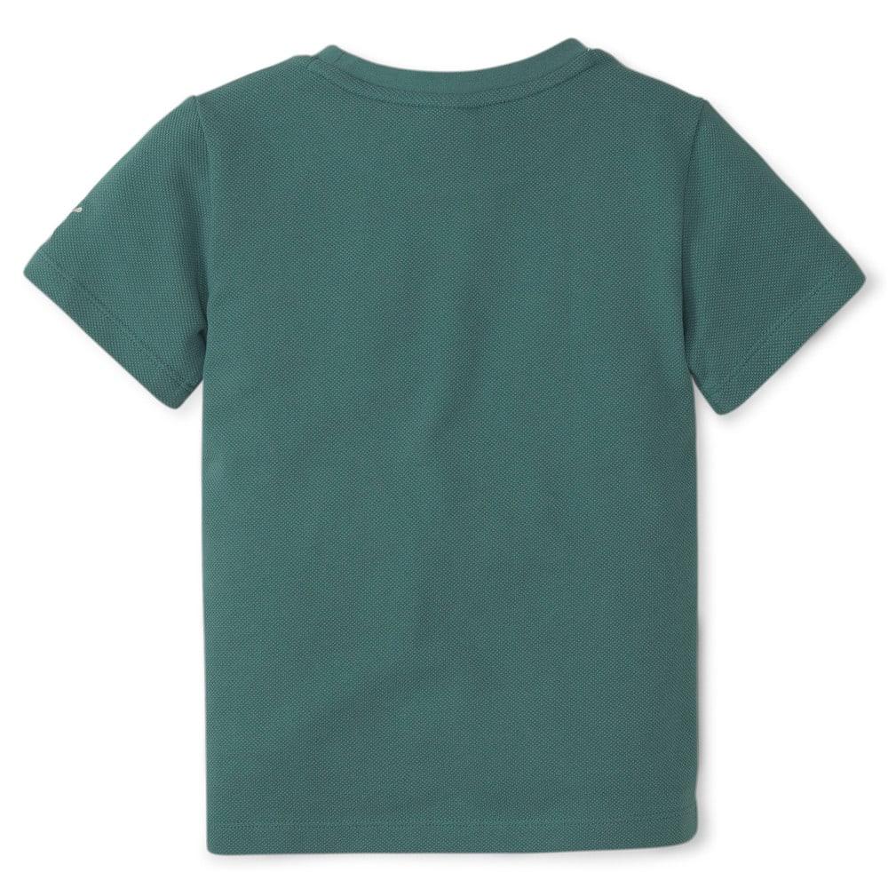 Изображение Puma Детская футболка T4C Pique Kids' Tee #2
