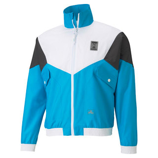 Изображение Puma Ветровка CLD9 Corrupted Windbreaker W