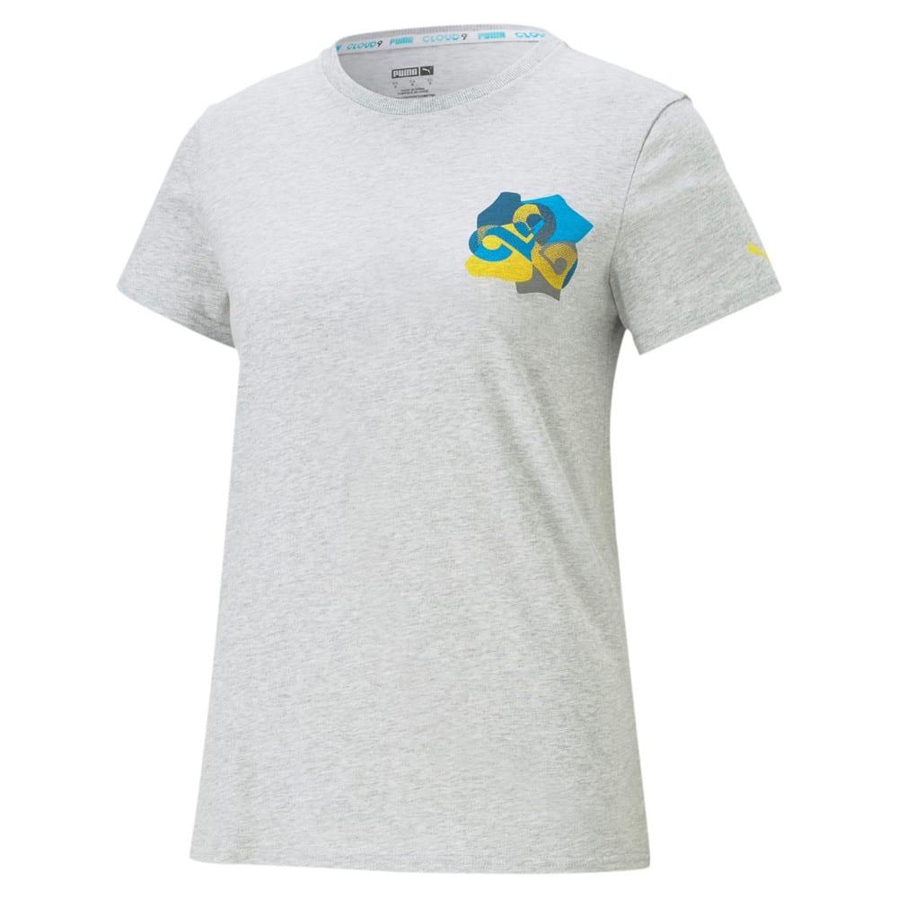 Görüntü Puma PUMA x CLOUD9 JIGSAW Kadın T-shirt #1