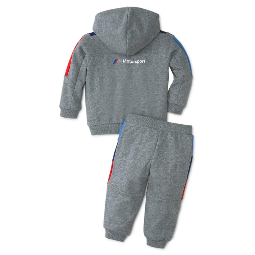 Изображение Puma Детский комплект BMW M Motorsport T7 Babies' Jogging Suit #2