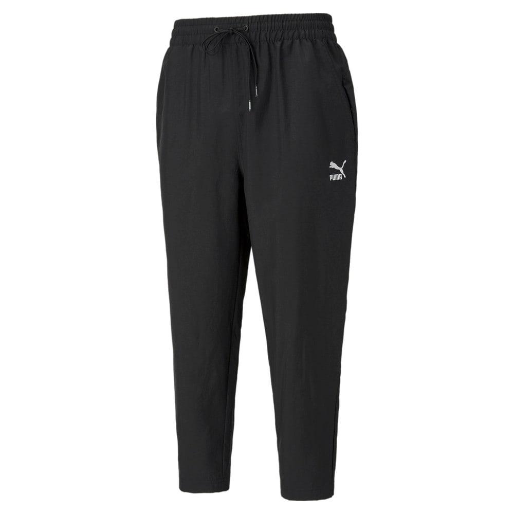 Изображение Puma Штаны Classics Slim Tapered Men's Pants #1