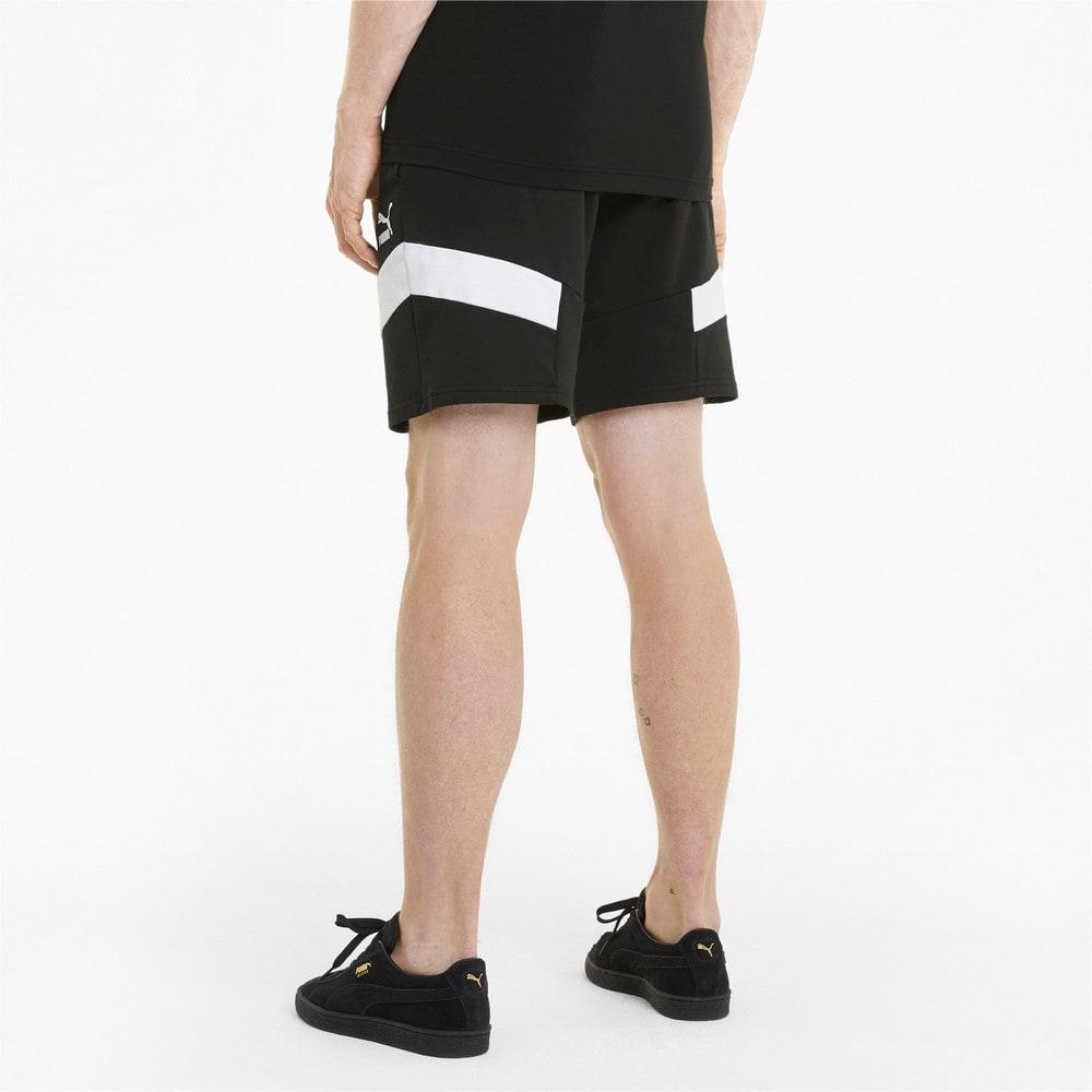 Imagen PUMA Shorts de felpa para hombre Iconic MCS Baby #2