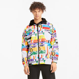 Изображение Puma Олимпийка PUMA International Lab Woven Men's Track Jacket