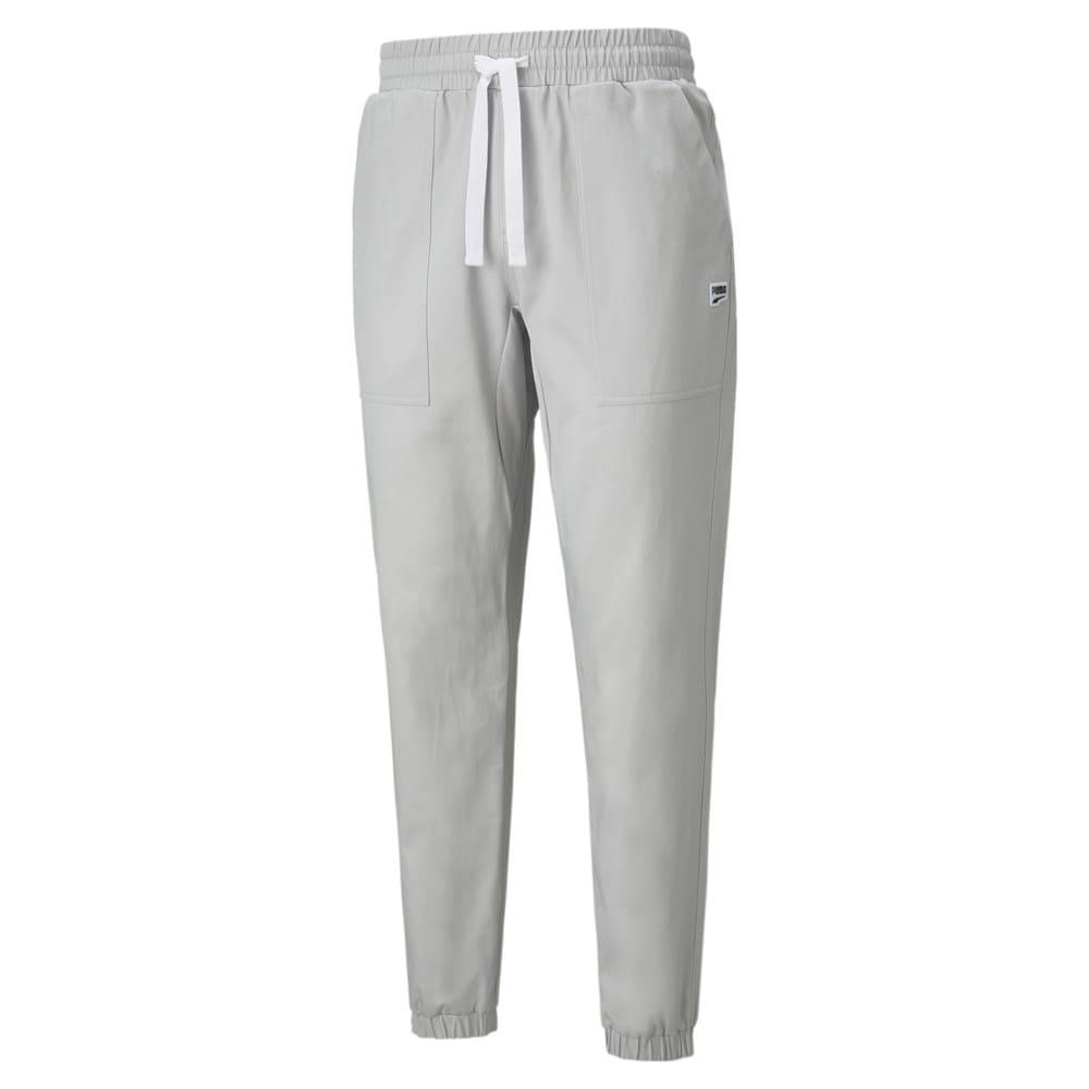 Image Puma Downtown Twill Men's Track Pants #1