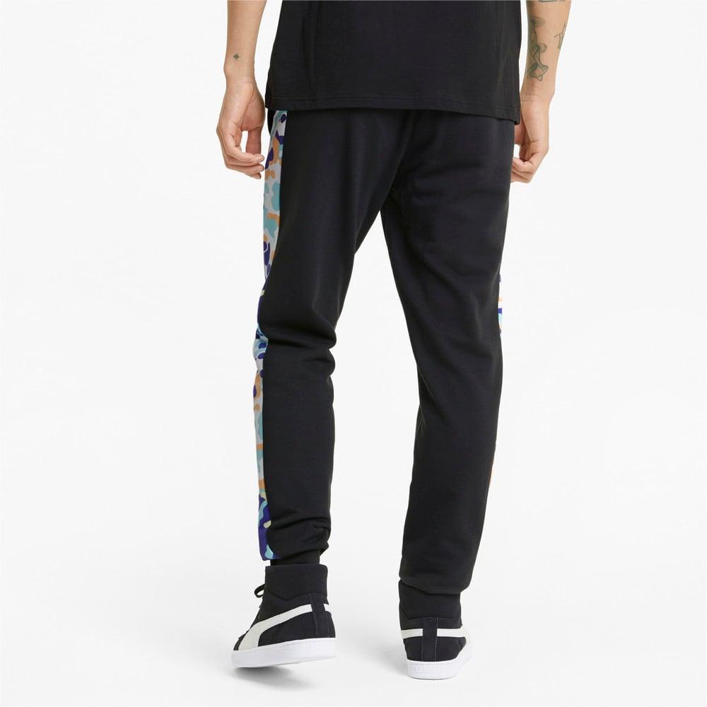 Imagen PUMA Pantalones deportivos estampados para hombre Classics T7 #2