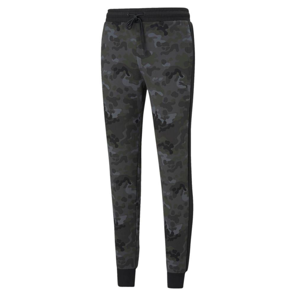 Imagen PUMA Pantalones deportivos estampados para hombre Classics T7 #1
