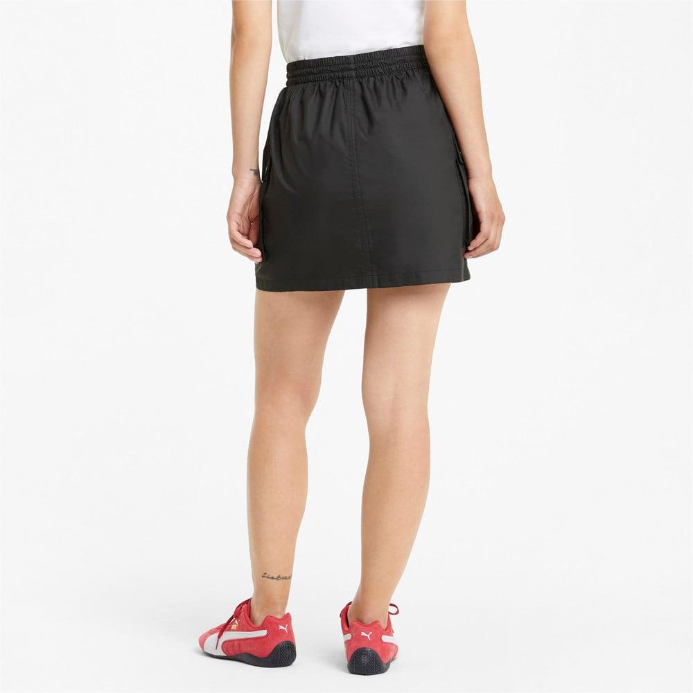 Image Puma Classics Women's Cargo Skirt #2