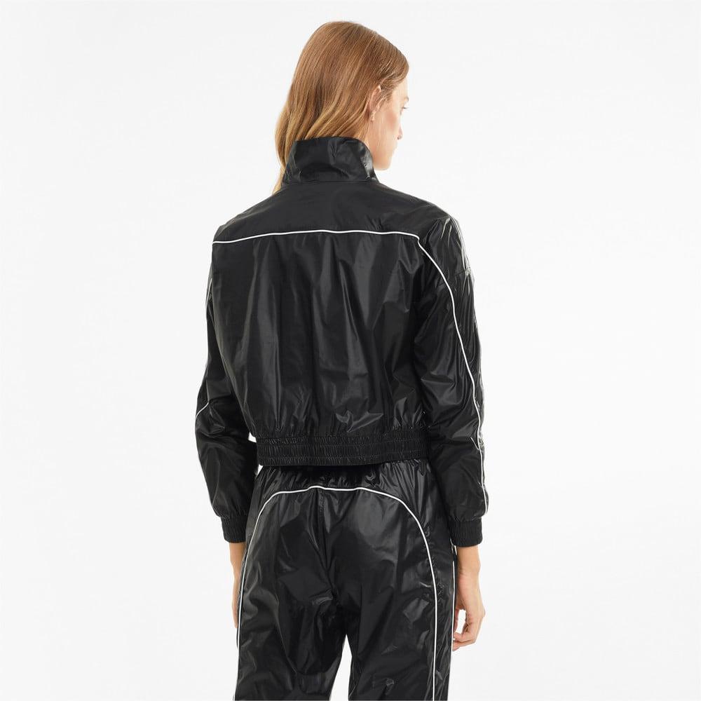 Изображение Puma Олимпийка Iconic T7 Woven Women's Track Jacket #2