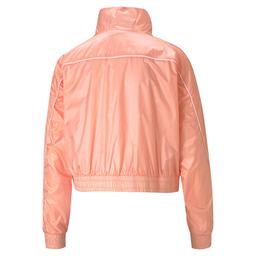 Изображение Puma Олимпийка Iconic T7 Woven Women's Track Jacket #2
