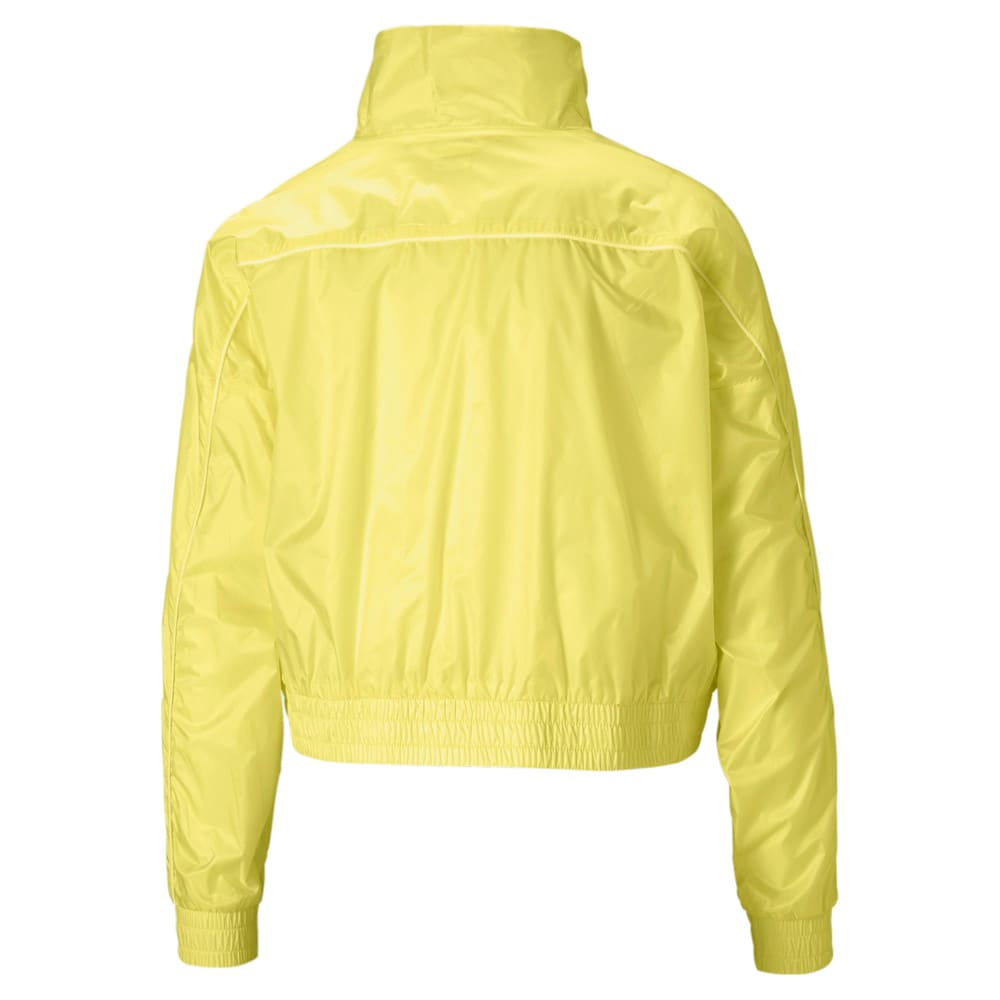 Зображення Puma Олімпійка Iconic T7 Woven Women's Track Jacket #2